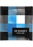 Sir Richards Extra Large Condoms 3 Each Per Pack